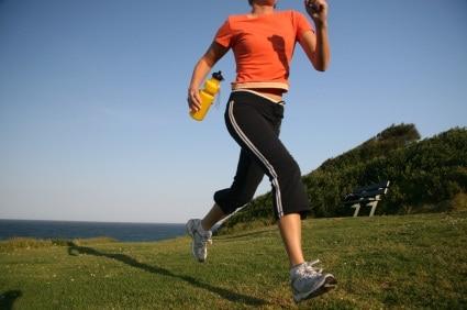 Runner Stress Fracture